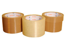 Plain White And Brown BOPP Self Adhesive Tapes