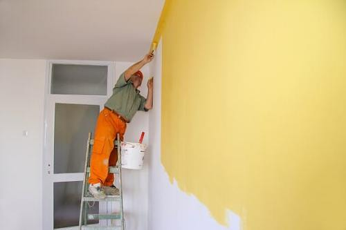 Residential Painting Service, Home Painting Services - Omnific Fitouts LLP,  New Delhi | ID: 20000762562
