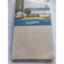 白色6'石膏板,厚度:12.5毫米