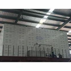 Air supply unit.