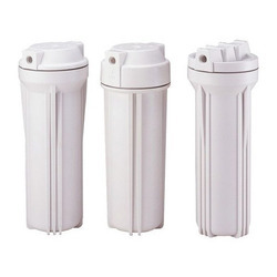 White Reverse Osmosis Filter Housing
