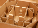 Palletised Corrugated Box