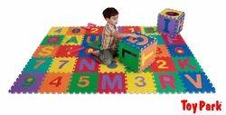 36PCS. Alphanumeric Eva Mat Puzzle (ET 252)