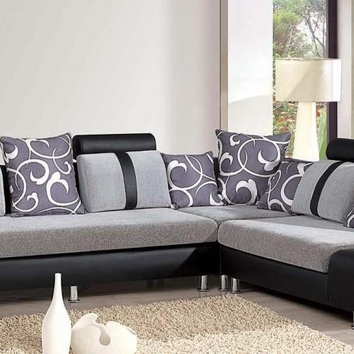 Living Room L Shaped Sofa Set L Shape Couch एल श प स फ