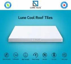 Solar Reflectance Index Heat Resistant Tile