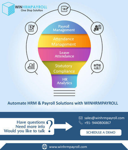 Cloud Hrm And Payroll Software