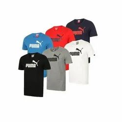 Cotton Puma Mens T Shirt