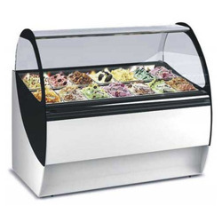 SS Ice Cream Display Counter