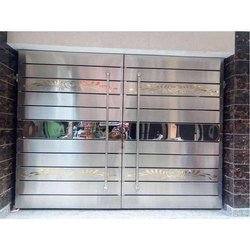 Residential Stainless Steel Gate