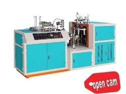 Fully Automatic Open Cam Paper Cup Machine