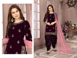 Georgette Designer Suit With Heavy Codding Work On Faux Georgette, Size: Free