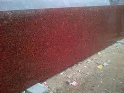 premium quality India Imperial Red Granite, Thickness: 20-25 mm, for Flooring