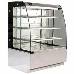 SS Hot Food Display Counter