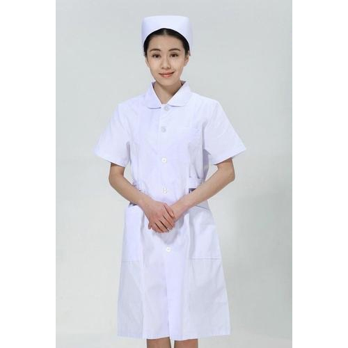 dcb8d587398 White Nursing Hospital Uniform, Rs 850 /set, Sirafi Tailors ...