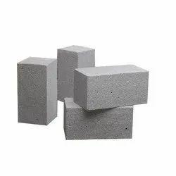 Rectangular Grey Cement Brick