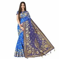 J23 Ladies Designer Khadi Silk Saree