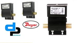 Dwyer DXW-11-153-4 Differential Pressure Switch