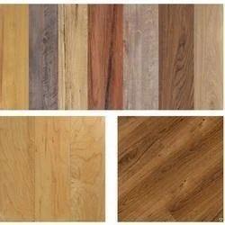 Wonder floor Brown Vinyl Flooring Providing And Installation Service, Size: 438sqft