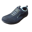 Walkstyle Blue Ladies Sports Shoes, Size: 6 To 11