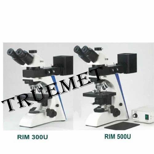 Truemet Upright Metallurgical Microscopes, For Material Testing