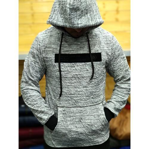 1e82d793 Grey Small And Large Mens Hoodies, Rs 350 /piece, Boss Republic | ID ...