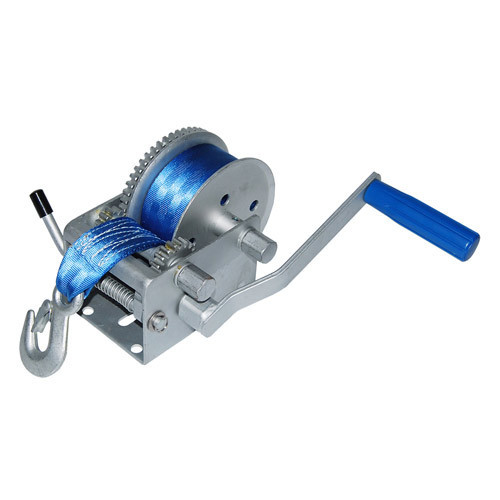 Machine Winches - Electric Winch Manufacturer from Delhi