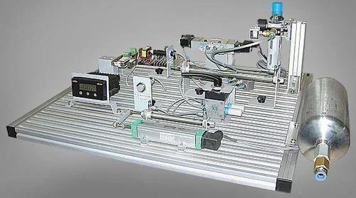 Mechatronics Lab Equipments - Bottle Filling Machine Trainer