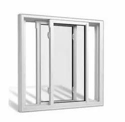 Rectangular UPVC Sliding Doors, Thickness Of Glass: 8 Mm