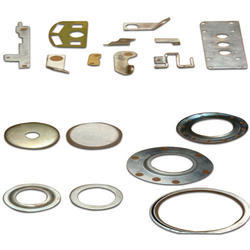 Steel Metal Components