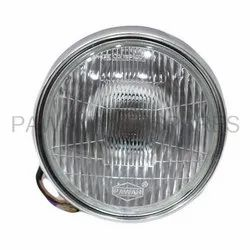 Three Wheeler Chrome Headlight Assembly