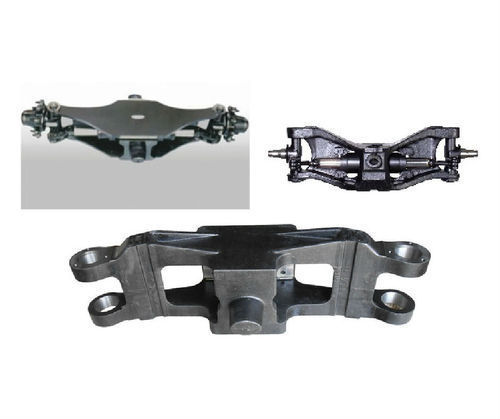 Forklift Steering Axle Frame - View Specifications & Details of ...