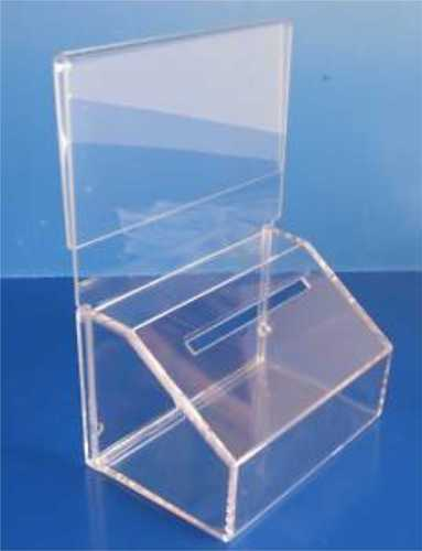 Acrylic Boxes - Acrylic Candy Top-Hie Grains Box Manufacturer from