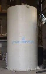 Spirall Vertical PP Storage Tank