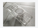Fiber White Decorative Stylish Stainless Steel Bath Accessories, Size: Adjustable