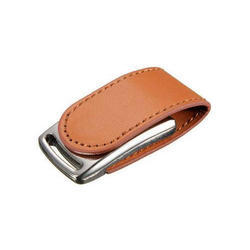 Commercial Leather USB Drive