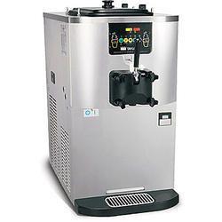 Single Flavor Softy Serve Machine With Pump