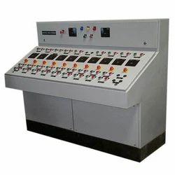 Electrical Inbuild Control Desk Panel, For Industrial