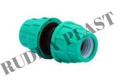 MDPE Female Coupler
