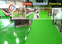 Heavy Duty Epoxy Coating Services