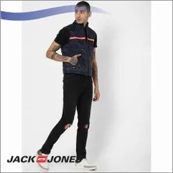 Jack N Jones Sleeveless Puff Jacket