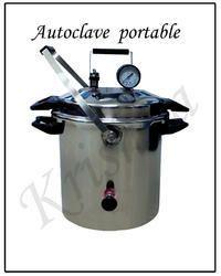 Manidharma Vertical Portable Autoclave