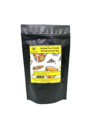 TeaSage Blended Herbal Lemon Tea Premix Fight Cough & Cold, 1Kg, Grade: Premium