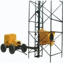 20 Meter Tower Hoist Winch