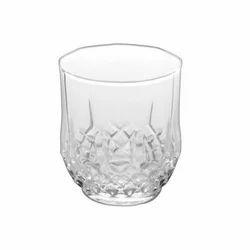 Vertex 350 ml Old Fashioned Cut Glass