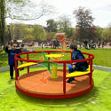 Playground Merry Go Round with Seats KP-KR-900