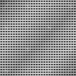 Perforated Metallic Sheet