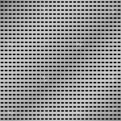 Perforated Metallic Sheets
