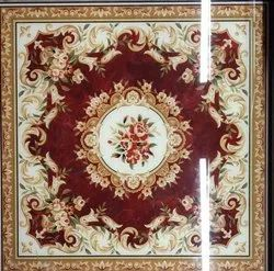 Rangoli Design Ceramic Tile
