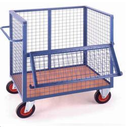 Platform Basket Type Trolley