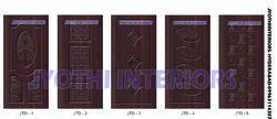 Designer Membrane Doors